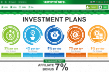 Crypto Net LTD